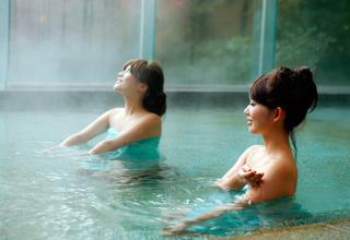 温泉「月照の湯」