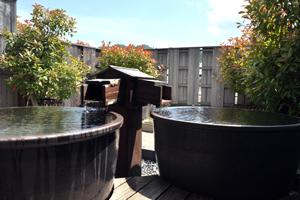 参の湯「瓶の湯」
